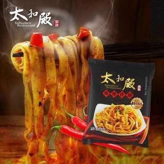 🚚 太和殿麻辣拌面(4包)