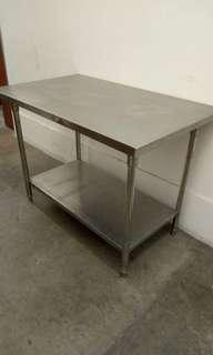 Free delivery Stainless Steel Table