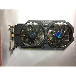 Gigabyte GTX 760 OC Edition Windforce FAN HEATSINK