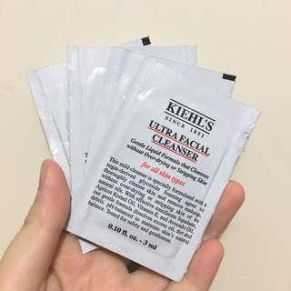 Kiehl's Ultra Facial Cleanser 洗面 x4