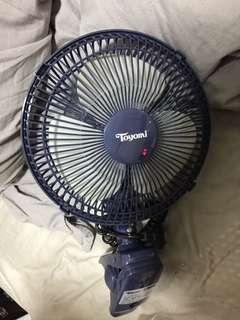 Brand new small fan (2nd hand)