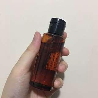 Shu Uemura ultime8∞ sublime beauty cleansing oil 黃金琥珀潔顏油 50ml