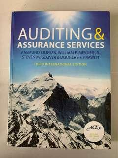 🚚 Auditing & Assurance Services third international edition