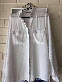 Forcast shirt size 10