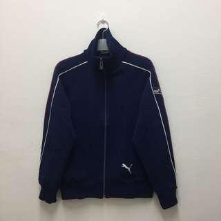 Vintage Puma Tracktop Jacket