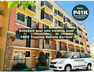 Rent to Own Condo in Pasig thru PAG-IBIG accessible to Makati, BGC, Mandaluyong