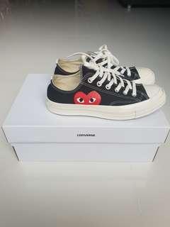 Commes Des Garcons Converse Sneakers