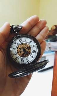Jam saku mekanik vintage