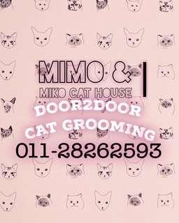 CAT DOOR2DOOR GROOMING