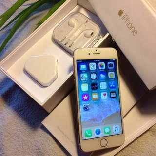 Bnib new iPhone 6 64gb. No warranty