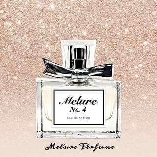 Melure Perfume No. 4 Inspired by Victoria Secret Bombshell