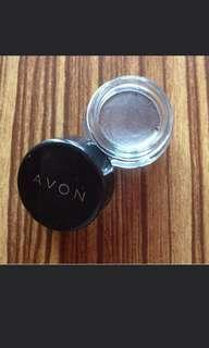 AVON creme Shadow in silver Taupe #MFEB20