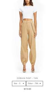 Tan Cargo Pants XS