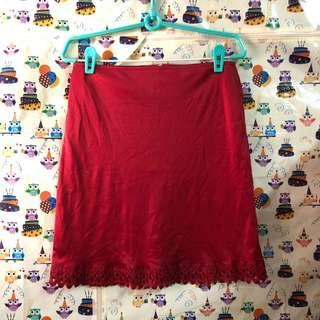 🚚 緞面短裙