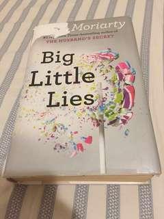 Big Little Lies hardcover