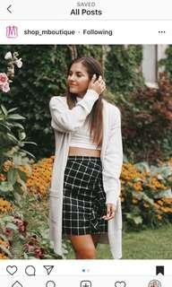 M Boutique Skirt