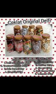 Cokelat Delfi Original