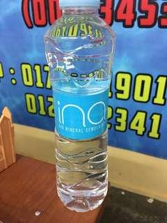 mineral & drinking water