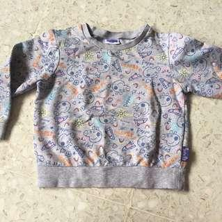 Peppa pig jumper from next age 2-3