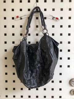 Women Leather Bag (Muat banyak banget)