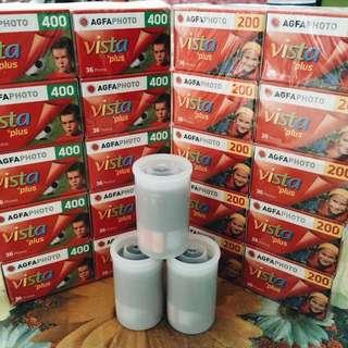 Agfa Vista 400 35mm Film