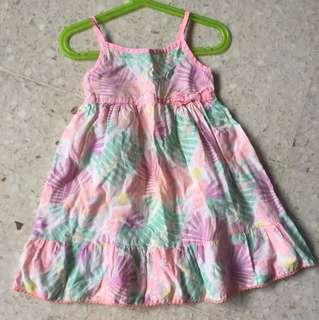 Yong dimensions summer dress age 2-3