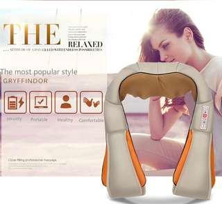Multifunction massage apparatus heating neck and shoulder cervical vertebra massager -intl