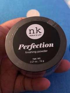 🚚 NK makeup Perfection (Finishing Powder) BNIB