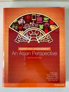 🚚 An Asian Perspective - Marketing Management