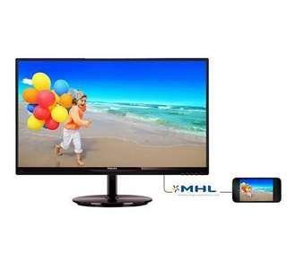 Philips 21.5 Monitors x 4