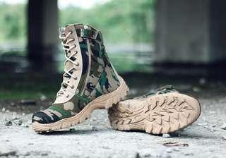 THE PREDATOR SAFETY BOOTS ART2