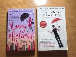 The Nanny Diaries/Returns by Nicola Kraus &Emma Mclaughlin