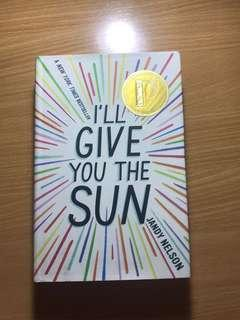 I'll Give You the Sun by Jandy Nelson (HB)