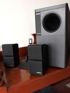 Bose Accoustimass 5 Series II Direct/Reflecting Speaker System
