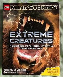 Lego Mindstorms Expansion Extreme Creatures 9732