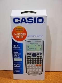 BRAND NEW Casio fx-570ES PLUS