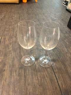 Wine Glasses 酒杯兩隻