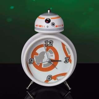 $258 star wars bb8 droid alarm clock