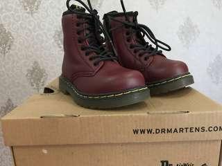 Dr. Marten shoes kids like new