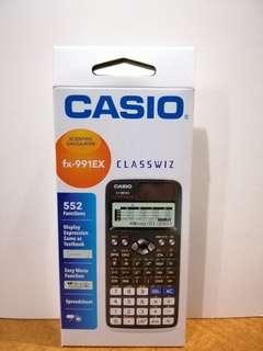 """""""CLASSWIZ"""" Casio fx-991EX"""