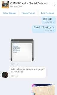 TESTI CLINIQUE
