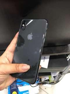 iPhone X 64gb Black Globelocker