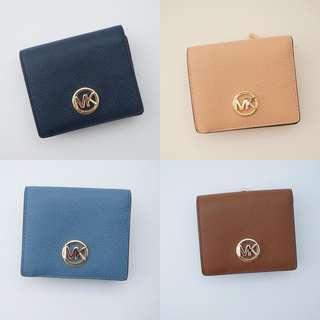 Michael Kors Fulton Small Wallet
