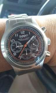 Zippo Chronograph Watch