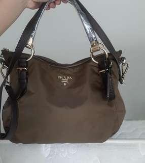 Prada authentic tessuto nylon