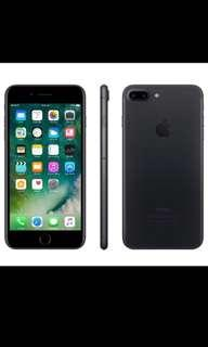 IPhone 7 Plus 128gb (BRAND NEW IN BOX)