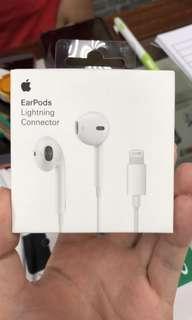 蘋果APPLE EarPods 原廠耳機 lightning 接頭