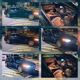 BMW Rental Self Drive (523i)