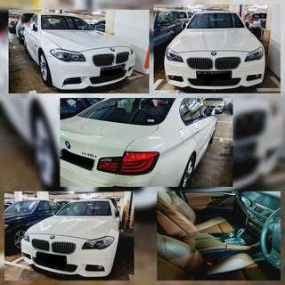 Audi BMW/Mercedes/Jaguar Rental Daily