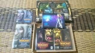 Warcraft 3 Battle Chest Guide and Manual 2003